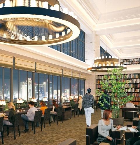 都心型のオシャレな図書館への期待も高い