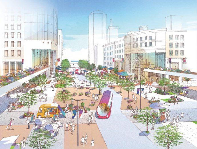 神戸の活性化は、関西全体の活性化につながると考えられる 画像提供/神戸市