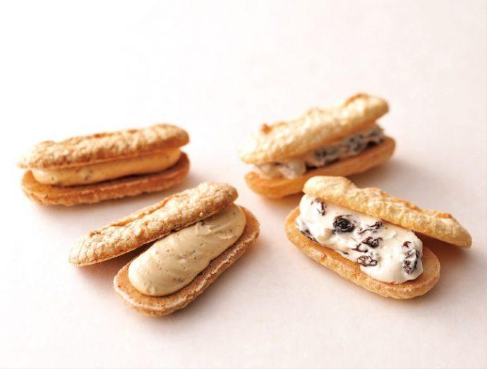 洋菓子ブランド「アンテノール」が誇る「アンテワーズ」はケーキのような口どけのクリームダックワーズ