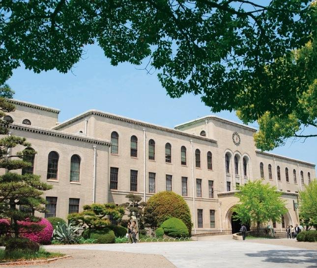 瀬戸内海地域から、多くの学生が神戸の大学に入学している