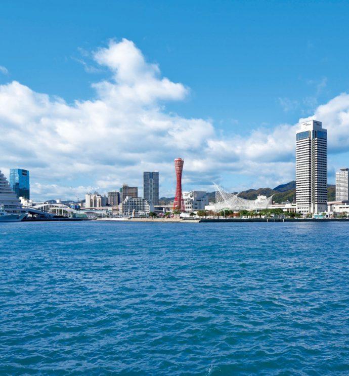 港を基軸に、歴史と風土に育まれた神戸の魅力を見直す時期にきている