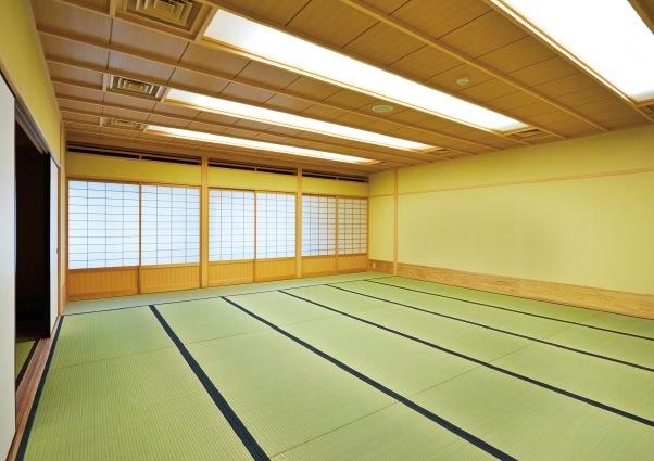 日本の伝統文化を学ぶ和式作法室