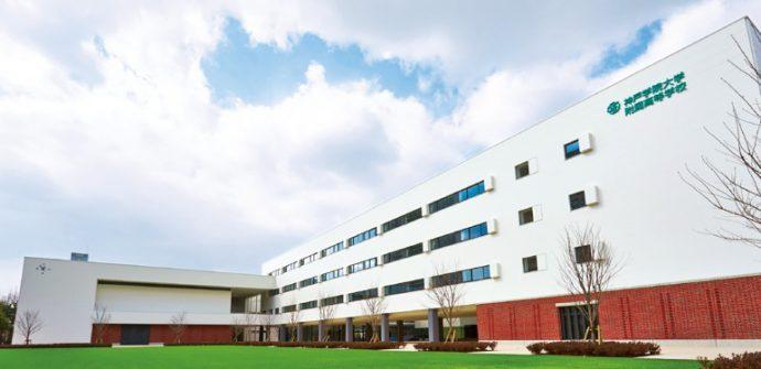 2016年高等学校のポートアイランド移転に続き、2017年には中学校が開校する予定