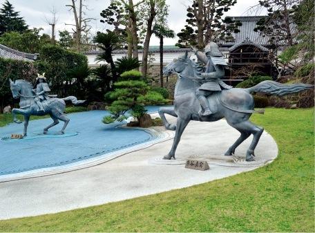 源平合戦の一局「一ノ谷の合戦」の舞台にもなった Ⓒ一般財団法人神戸国際観光コンベンション協会