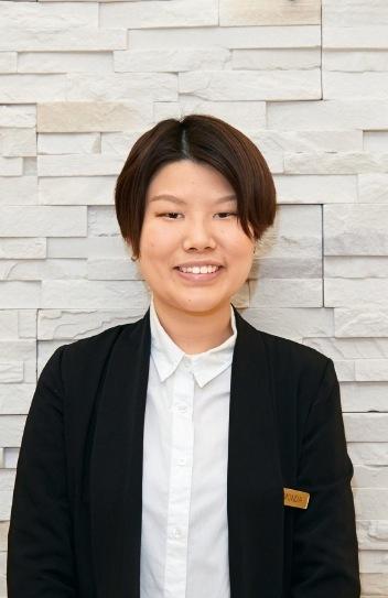 「私たちが使い方を提案することで、お客様と商品がより近くなります」と門田美紀店長
