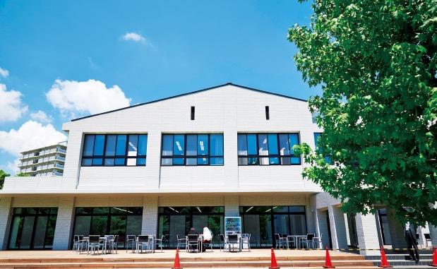 増築された第2学舎
