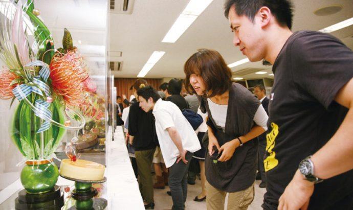 大丸神戸店で開催される「洋菓子フェスタ in Kobe」