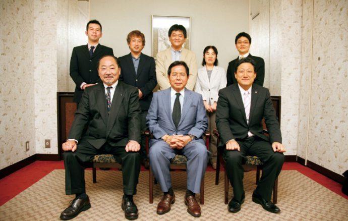 2011年、65周年を記念して開催された座談会