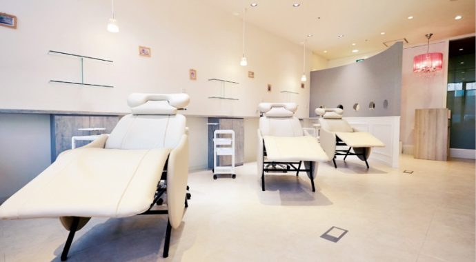 神戸の人気の美容室「Clip」が、まつ毛エクステ、ネイル、フェイシャルエステの専用サロンをオープン