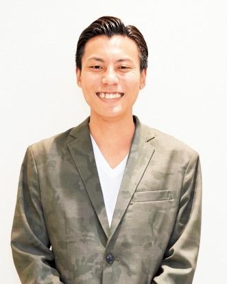 「Clipの高い技術力と知識で、トータルビューティをサポートいたします」と日野雅也店長
