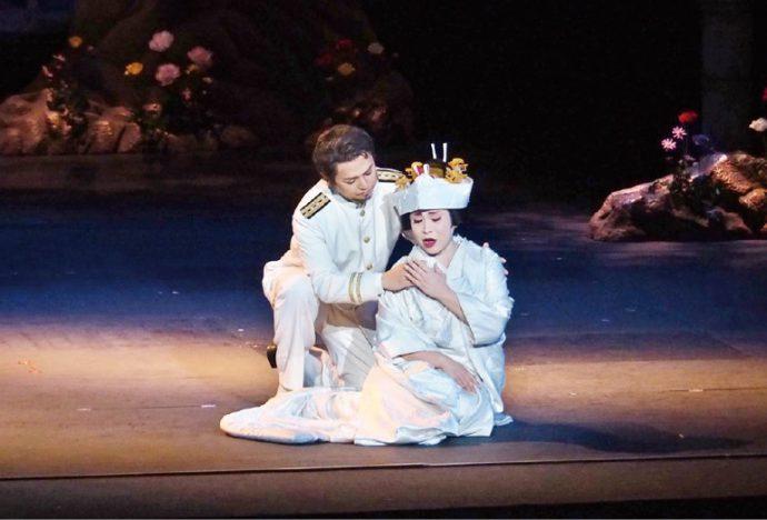 オペラ「蝶々夫人」(並河寿美出演)