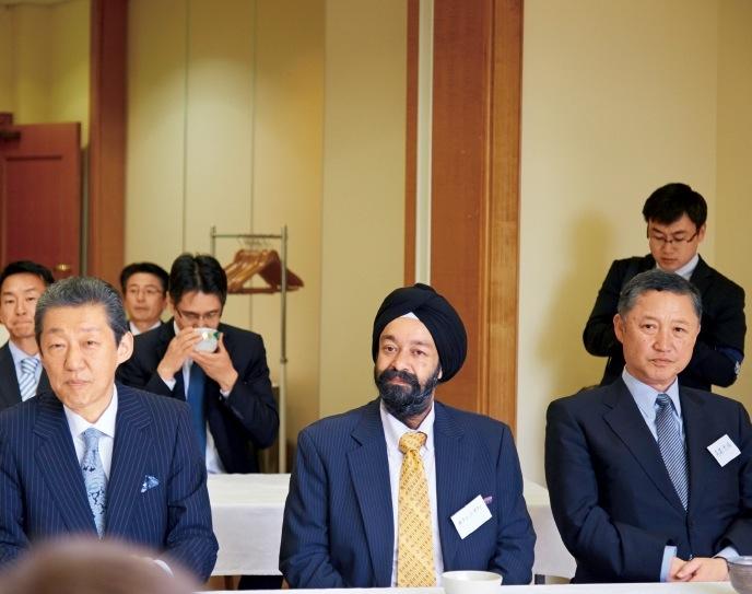 神戸今日会は年に1度開催されている