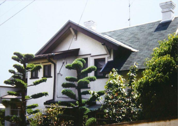 島津利光邸(現存せず)