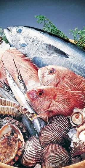 鮮魚 各地の漁場から新鮮な お魚をお届けします
