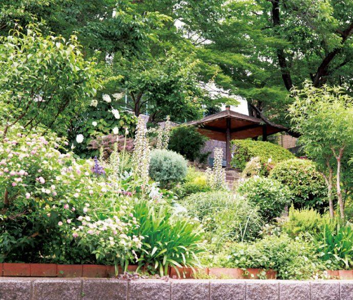 美しく手入れされた東山公園