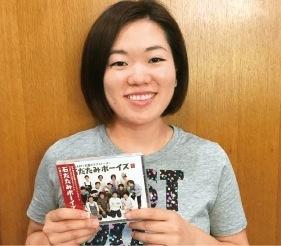 プロジェクトを手掛ける 道法美子さん
