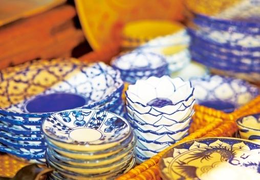 オープン当初から扱っているベトナムの小皿