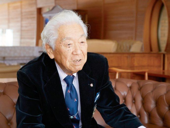 第10代目の理事長・渡邊浩さん