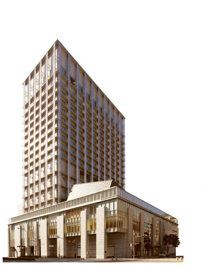 2010年に誕生した複合商業ビル 「神戸旧居留地25番館」
