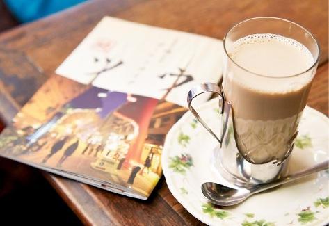 新開地では「ミーコ」といえばミルクコーヒー