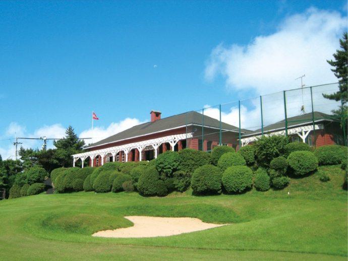 神戸ゴルフ倶楽部の創設当初、135名の会員の中に7人の日本人がいた
