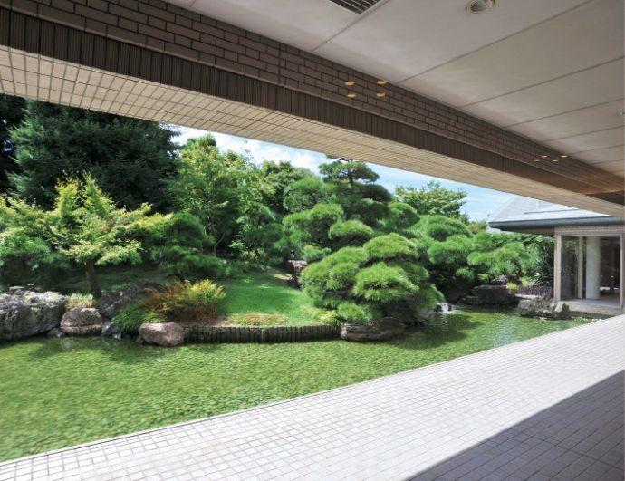夙川の邸宅文化を今に伝える大谷記念美術館