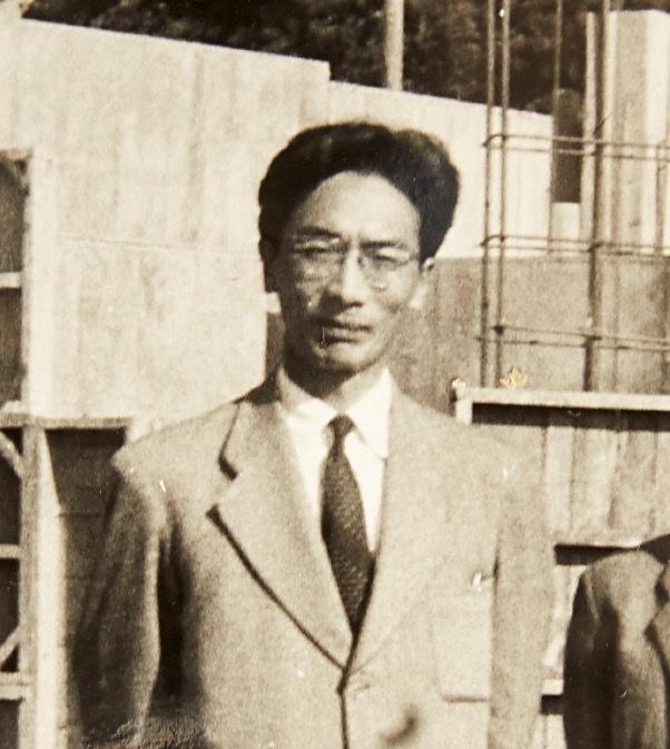 吉阪隆正は近代建築の巨匠、ル・コルビュジエのもとで研鑽を積んだ