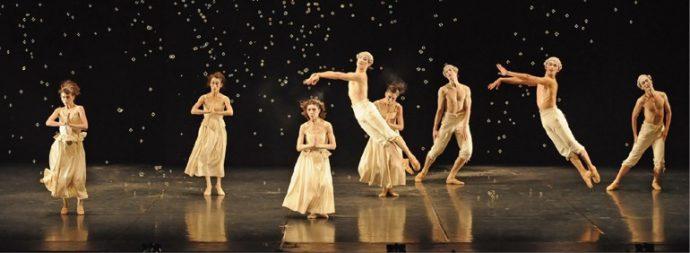 創作リサイタル27「6 DANCES(Sechs Tanze)」撮影:古都栄二(テス大阪)