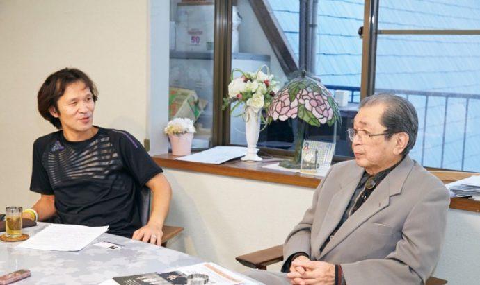 神戸を代表するバレエ団の活動は息子の正一郎さんに受け継がれていきます