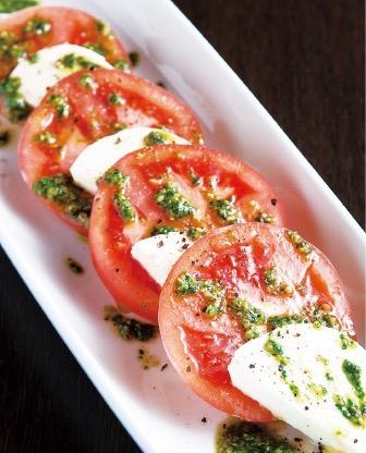 ワインに合う「トマト&モッツァレラ」
