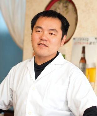 料理長・李宏基さん