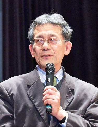 島根県立八雲立つ風土記の丘 所長の松本岩雄さん
