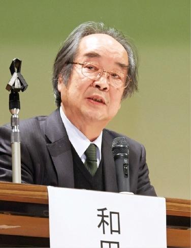 兵庫県立考古博物館 館長の和田晴吾さん