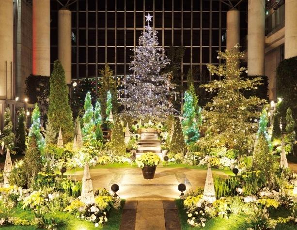 光と花のページェント クリスマスフラワーショー