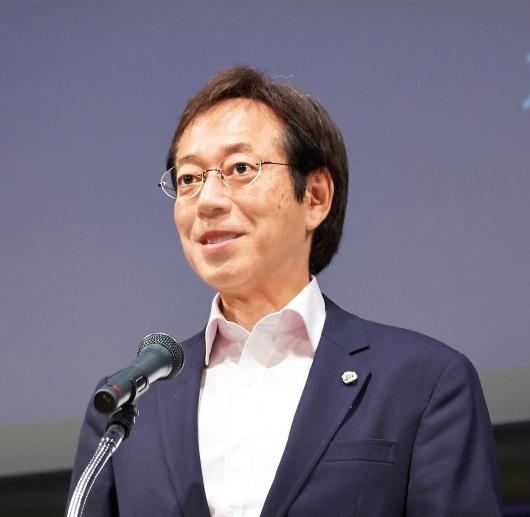 神戸市長 久元喜造さん