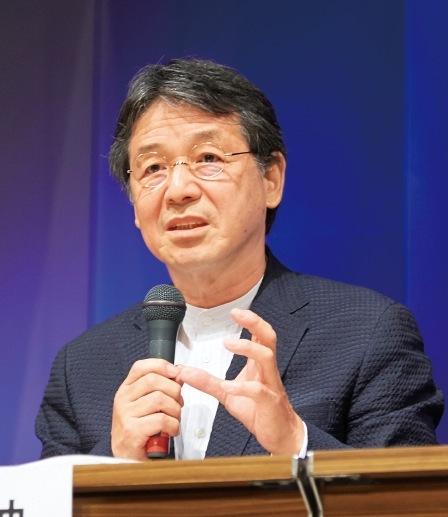神戸芸術工科大学 学長 齊木崇人さん