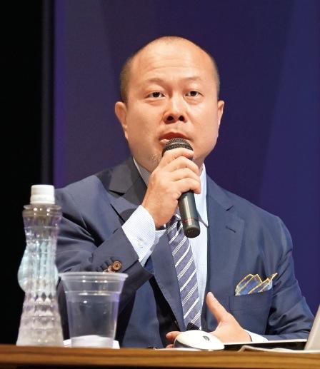 京都造形芸術大学 准教授 株式会社CAEAN 代表 百々徹さん
