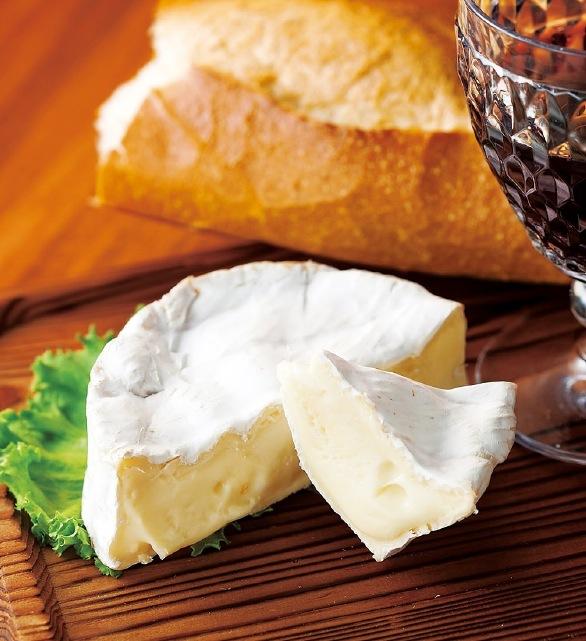 ヨーロッパを中心にセレクトした約65種類のチーズ
