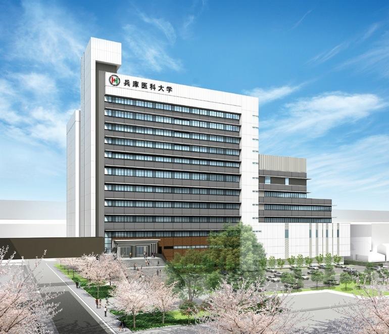 新教育研究棟は、2017年度にオープンの予定