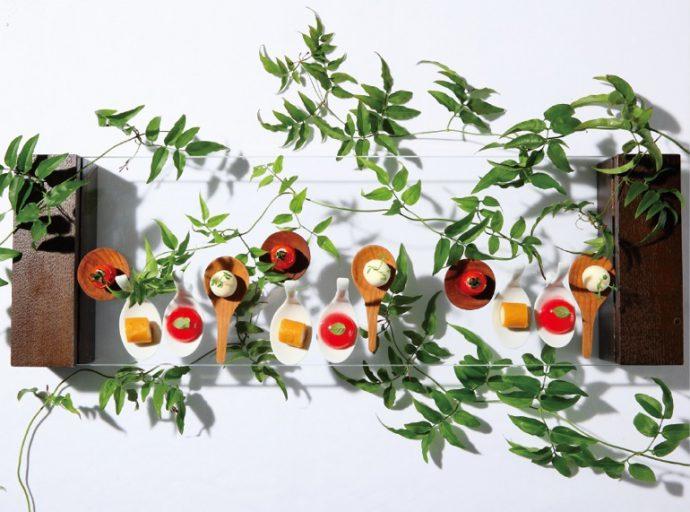 「日本人の感性でフランス料理を発信したい」と高山シェフ