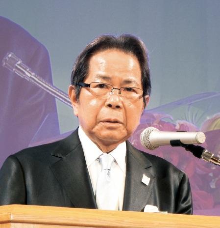 (株)エーデルワイス代表取締役会長 比屋根 毅