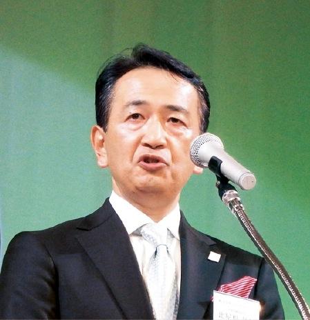 (株)エーデルワイス代表取締役社長 比屋根 祥行