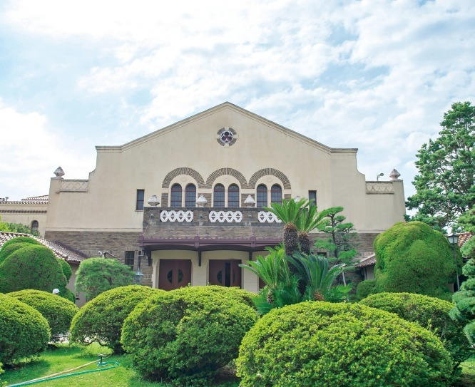 総務館・講堂・ソールチャペル