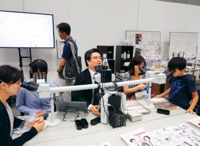 「病理の世界」/ミクロの世界を紹介する神戸大学病理・伊藤智雄先生
