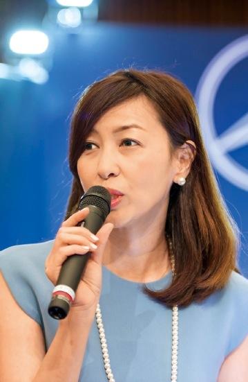 モータージャーナリスト・吉田由美さん