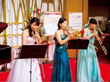 三井ホームサロンコンサート
