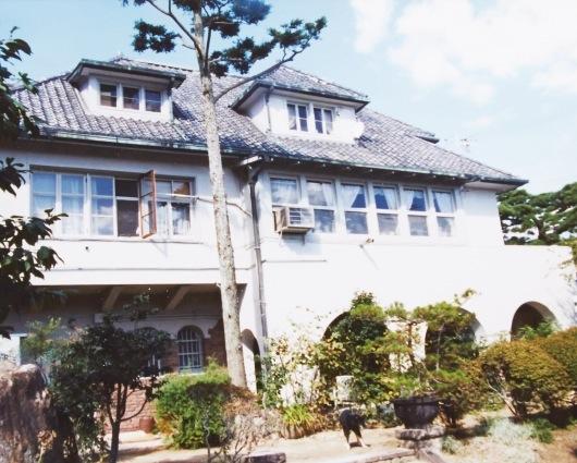 右近権左衛門邸は、一際大きな敷地を誇った