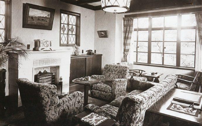 旧山本家住宅は、阪神間モダニズム末期の昭和13年(1938)築