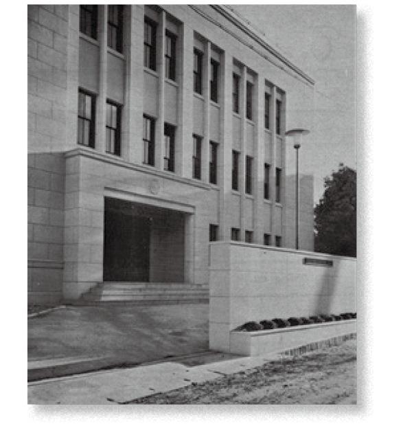 なつかしい校舎の写真