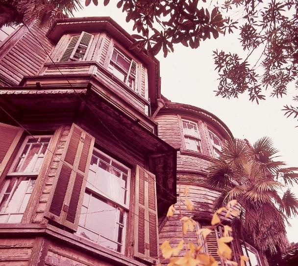 アンダーセン邸。昭和51年